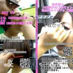 HD版DVD2枚セット -取材用メイクアップ動画 サークル:WDC