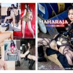 MAHARAJA ゴージャス女艦長の優雅な休日 シーマ様コスプレ写真集第七弾 サークル:AZURE DRAGON