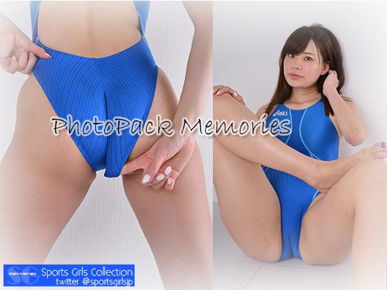 PhotoPack Memories 010 ハイレグ競泳水着 サークル:スポーツガールズコレクション