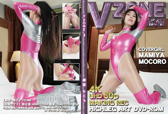 VZONE vol.3 サークル:麻宮もころ