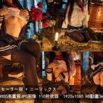 制服露出 綺麗で大きな胸が制服から露出する動画+画像集 サークル:和菓子映画